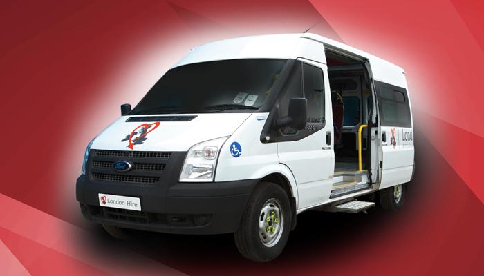 9 11 Seater Van Conversion