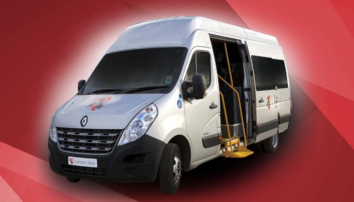 15 Seater Van Conversion Sensory Bus